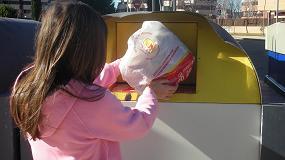 Foto de Cada español recicló 9,5 kg de plástico en el hogar, casi un kilo más que el año anterior