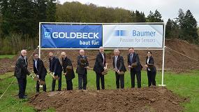 Foto de Baumer invierte en un nuevo centro de investigaci�n desarrollo y log�stica