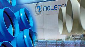 Foto de Molecor lanza al mercado la nueva tubería de PVC Orientado DN 125 mm