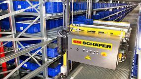 Foto de El fabricante Karl Storz ha confiado en SSI Schaefer para su nuevo almac�n autom�tico de dispositivos m�dicos