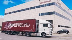 Foto de Moldstock Log�stica suma 5.000 metros cuadrados y el equipamiento m�s avanzado a su oferta log�stica en Barcelona