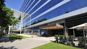 Foto de Inbisa reforma la urbanizaci�n del edificio de oficinas Alta Diagonal de Barcelona