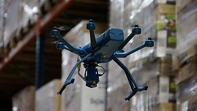 Foto de FM Logistic testar� un prototipo de dron para hacer inventarios