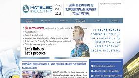 Foto de Matelec Industry acogerá la cuarta edición del Encuentro Europeo de Subcontratación Industrial, Indumeet