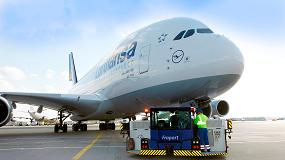 Picture of El Aeropuerto de Fr�ncfort conf�a en la tecnolog�a de sensores multifocal Panomera de Dallmeier para la protecci�n perimetral