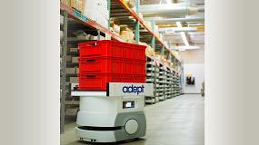 Foto de Robots m�viles para log�stica interna