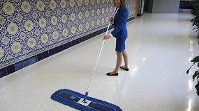 Picture of EuroShervi presenta su servicio de alquiler y mantenimiento de mopas