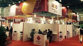 Foto de Spanish Meat Association participa en la feria CIMIE de China