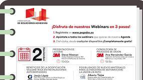 Foto de Ya est� diponible la agenda de ponencias de la I Feria Virtual de Soluciones Adhesivas en Espa�a