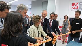 Foto de Haas-HiTec inaugura su primer HTEC en Manresa (Barcelona)