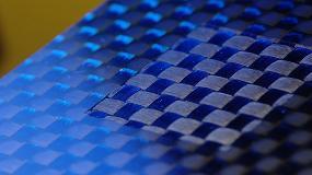 Foto de L�seres ultracortos para dar estructura a componentes reforzados con fibra y eliminar sus recubrimientos