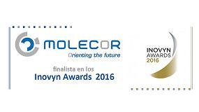 Foto de Molecor, finalista en los Inovyn Awards 2016