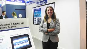 Foto de Entrevista a Paola Gambino, IIoT Channel y Key Account Manager España y Portugal de Advantech Europe