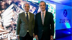 Foto de Zurich Seguros inaugura el edificio de oficinas blueBUILDING en Madrid