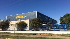 Foto de DHL abre un nuevo centro logístico en Sevilla para el sector hortofrutícola