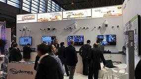 Picture of By Demes Group muestra en la feria Expoprotection sus productos para seguridad electrónica