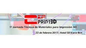 Foto de El Centro Español de Plásticos organiza la 1ª Jornada Técnica de Materiales para Impresión 3D