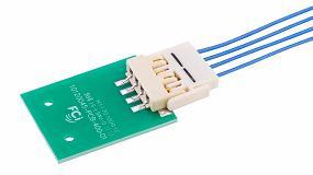 Foto de RS Components distribuye nuevos conectores de Amphenol FCI