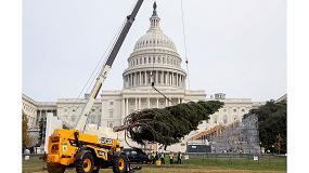 Foto de JCB colabora en el comienzo oficial de las Navidades en el Capitolio de Washington