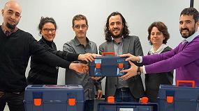 Foto de Cesire entrega los primeros NanoKits del curso 2016-17