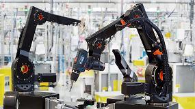 Foto de RS Components comercializa los kits de Igus para construir brazos robóticos