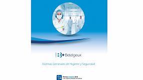 Picture of La empresa Betelgeux es premiada por su manual de higiene y seguridad