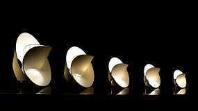 Foto de HI-Macs presenta 'Tulip', la lámpara de Pierre Cabrera