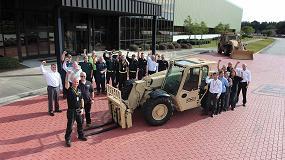 Foto de JCB consigue un contrato de 142 millones de dólares con el Ejército de EE UU