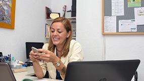 Foto de Entrevista a Isabel Muñoz, directora de Comunicación del Colegio Senara