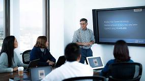 Foto de Intel Unite, una solución para colaboración que une todas plataformas