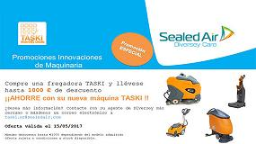Picture of Diversey Care lanza una promoción especial para sus fregadoras Taski