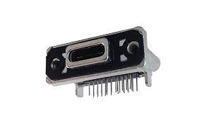 Foto de RS Components distribuye los nuevos conectores MUSBR de Amphenol