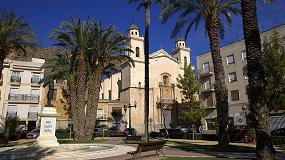 Picture of Rentokil Initial realiza un tratamiento contra termitas en el Santuario de Nuestra Señora de Monserrate en Orihuela (Alicante)