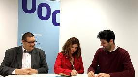 Foto de UOC y AERCO-PSM formarán los futuros transformadores digitales