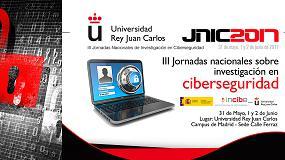Foto de La URJC organiza las III Jornadas Nacionales de Investigación en Ciberseguridad