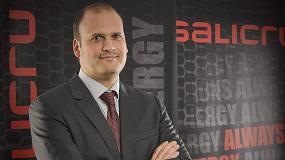 Foto de Narcís Tarrés, nuevo responsable del canal IT para Europa de Salicru