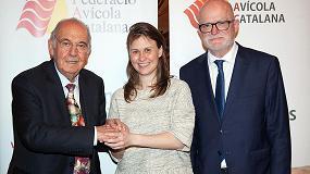 Foto de Joan Anton Rafecas, nuevo presidente de la Federación Avícola Catalana