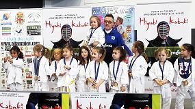 Foto de Syngenta colabora con una escuela de judo de Almería para reforzar la imagen de resistencia de sus pimientos