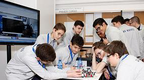 Foto de LG, junto a UPM, fomenta el interés por la tecnología en Firts Lego League