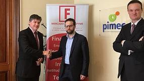 Picture of AEFI ( FinTech e InsurTech) firma una acuerdo con Pimec para el impulso financiero a la pyme