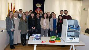 Foto de Sant Cugat, municipio pionero en la introducción de la impresión 3D en Secundaria