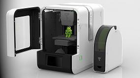 Foto de EntresD participa en el festival YoMo con sus impresoras 3D para educación