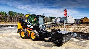 Foto de Las nuevas minicargadoras JCB ofrecen más potencia y capacidad mejorada