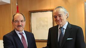 Foto de Pedro Mier, nuevo presidente de AMETIC