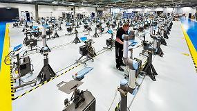 Foto de Universal Robots aumenta sus ingresos en un 62% en 2016