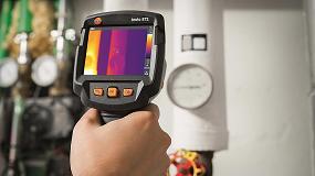 Foto de Precisión y ergonomía con las nuevas nuevas cámaras termográficas de Testo