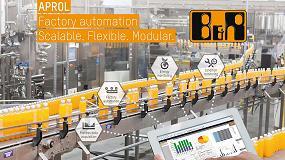 Foto de B&R estará presente en la Advanced Factories, la feria de la Industria 4.0