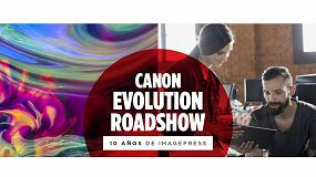 Foto de Canon celebra los 10 años de la gama Imagepress con la gira Evolution Roadshow