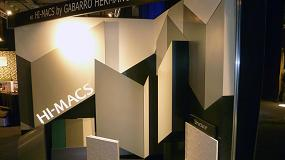 Foto de Hi-Macs Structura, apuesta de Gabarró para Architect@Work Barcelona