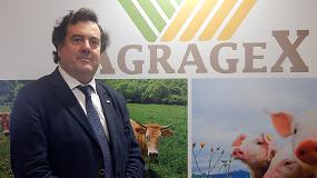 Foto de Jaime Hernani, director general de Agragex